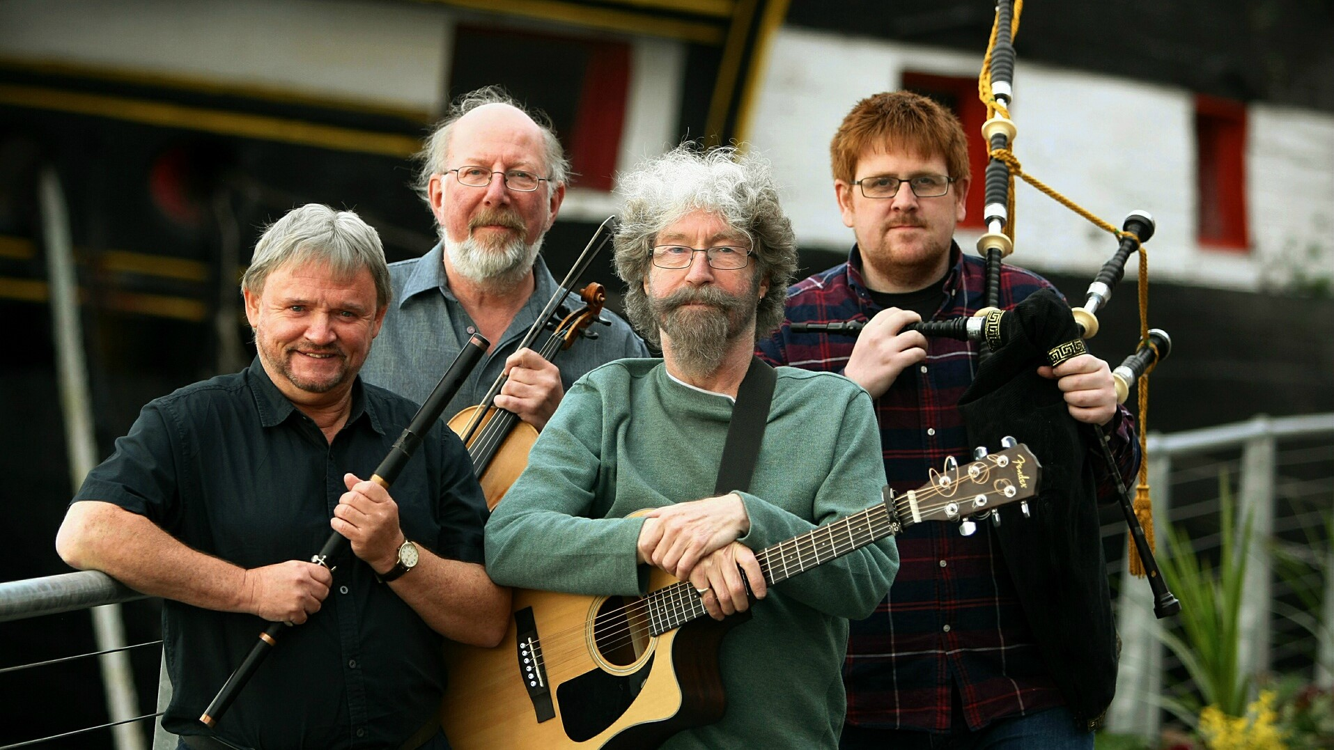 Tannahill Weavers courtesy of The Courier